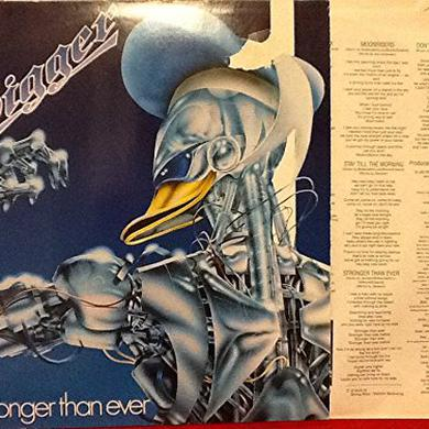 Digger STRONGER THAN EVER Vinyl Record