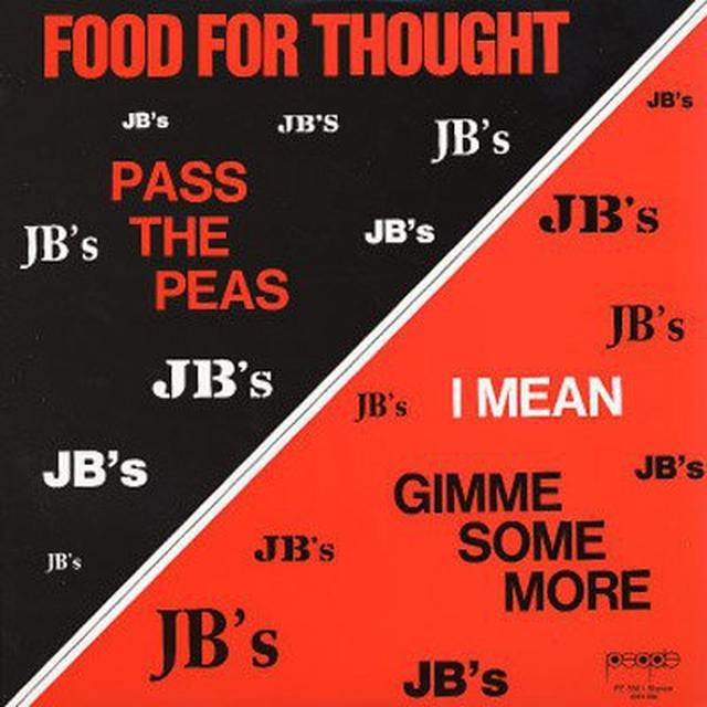 The J.B.'s FOOD FOR THOUGHT Vinyl Record