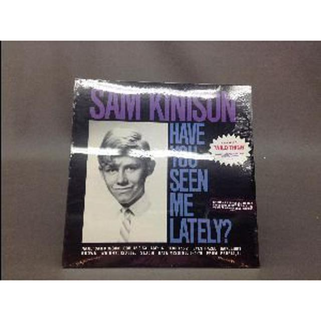Sam Kinison HAVE YOU SEEN ME LATELY Vinyl Record