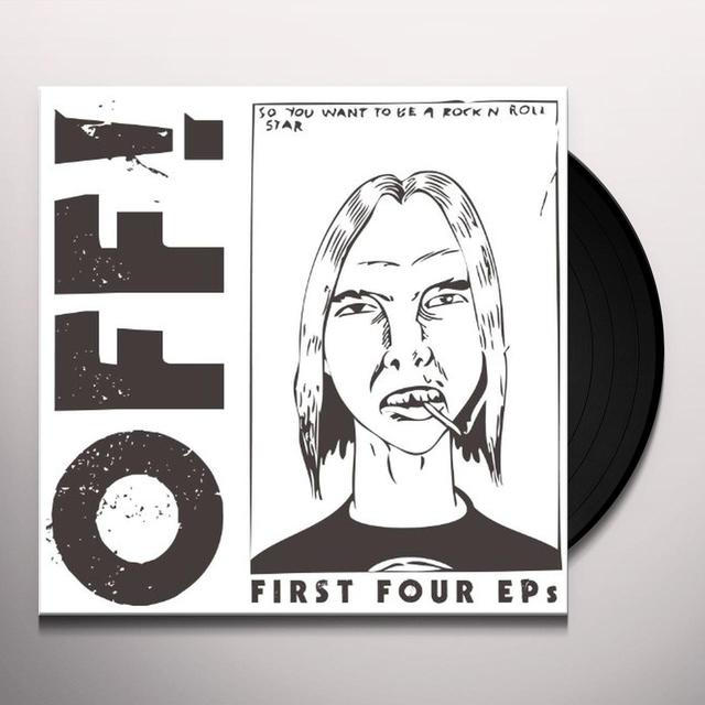 Off FIRST FOUR EPS (BOX) Vinyl Record