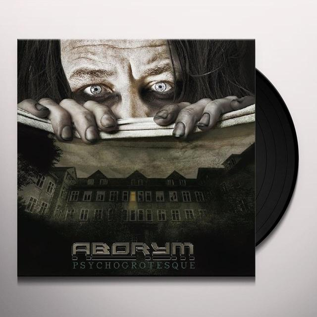 Aborym PSYCHOGROTESQUE Vinyl Record - Limited Edition
