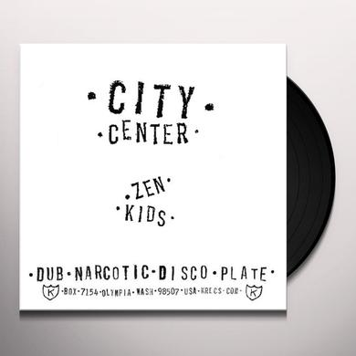 City Center ZEN KIDS Vinyl Record