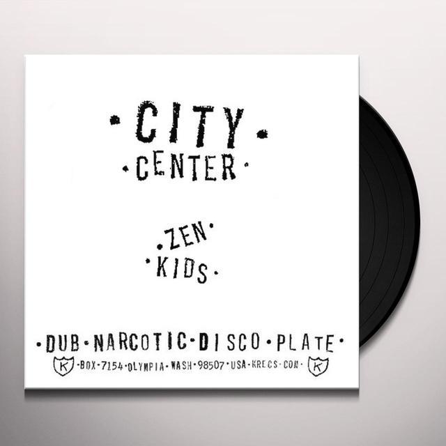 City Center ZEN KIDS Vinyl Record