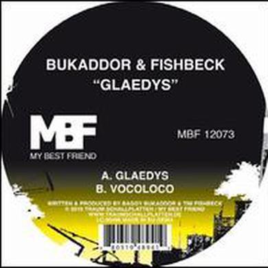 Bukaddor & Fishbeck GLAEDYS Vinyl Record