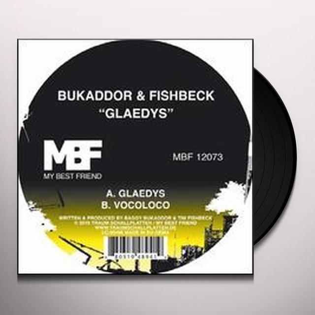 Bukaddor & Fishbeck GLAEDYS (EP) Vinyl Record