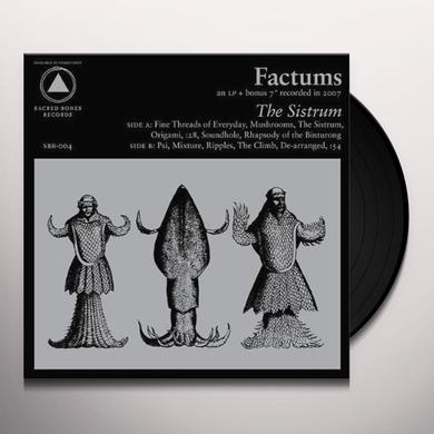 Factums SISTRUM Vinyl Record