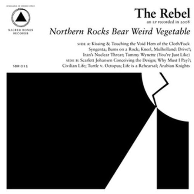 Rebel NORTHERN ROCKS BEAR Vinyl Record