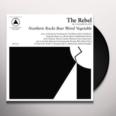 Rebel NORTHERN ROCKS BEAR Vinyl Record