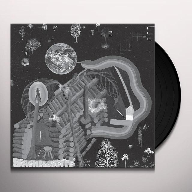 Bachelorette ISOLATION LOOPS Vinyl Record