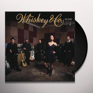 Whiskey & Co RUST COLORS Vinyl Record