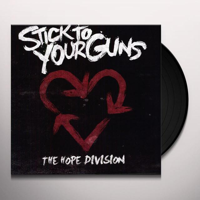 Stick To Your Guns HOPE DIVISION Vinyl Record