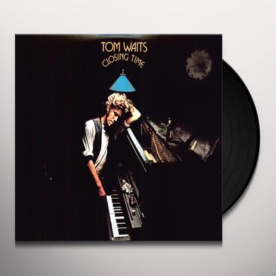 Tom Waits CLOSING TIME Vinyl Record