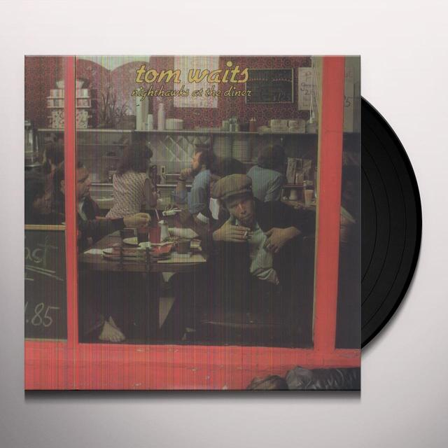 Tom Waits NIGHTHAWKS AT THE DINER Vinyl Record
