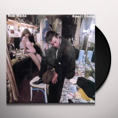Tom Waits SMALL CHANGE Vinyl Record - 180 Gram Pressing