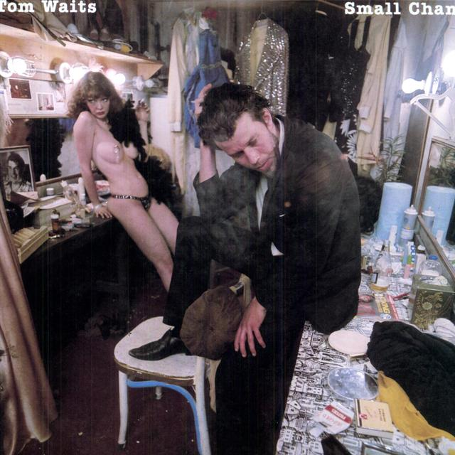 Tom Waits SMALL CHANGE Vinyl Record