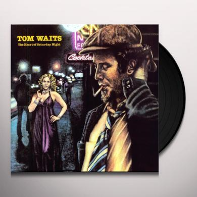 Tom Waits HEART OF SATURDAY NIGHT Vinyl Record - 180 Gram Pressing