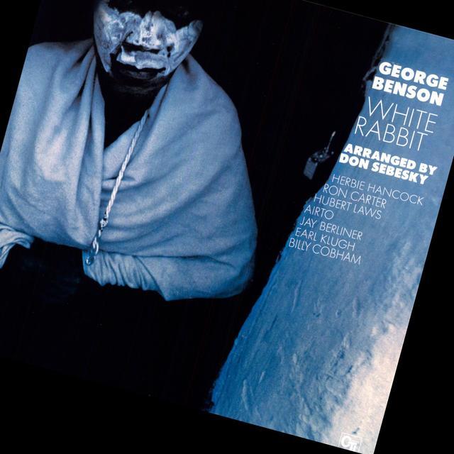 George Benson WHITE RABBIT Vinyl Record - 180 Gram Pressing, Remastered