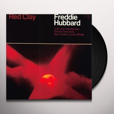 Freddie Hubbard RED CLAY Vinyl Record - Remastered, 180 Gram Pressing