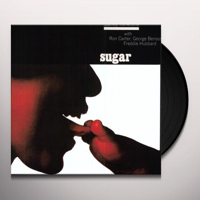 Stanley Turrentine SUGAR Vinyl Record - 180 Gram Pressing, Remastered