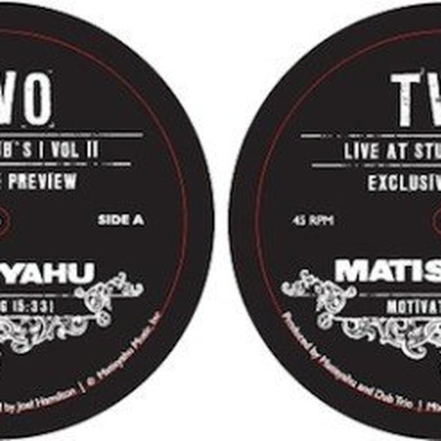 Matisyahu TWO Vinyl Record