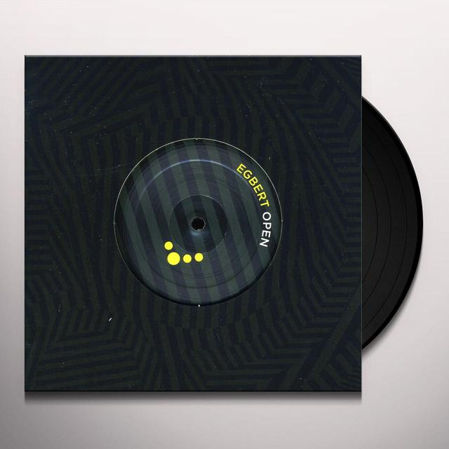 Egbert OPEN (EP) Vinyl Record