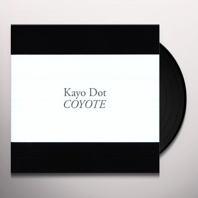 Kayo Dot COYOTE Vinyl Record