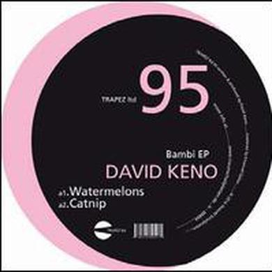 David Keno BAMBI Vinyl Record