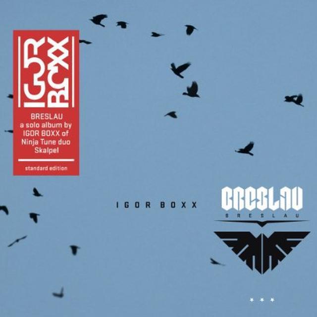 Igor Boxx BRESLAU Vinyl Record