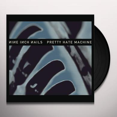 Nine Inch Nails PRETTY HATE MACHINE: 2010 REMASTER Vinyl Record - Remastered