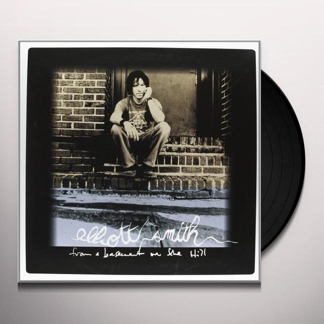 Elliott Smith FROM A BASEMENT ON THE HILL Vinyl Record - 180 Gram Pressing