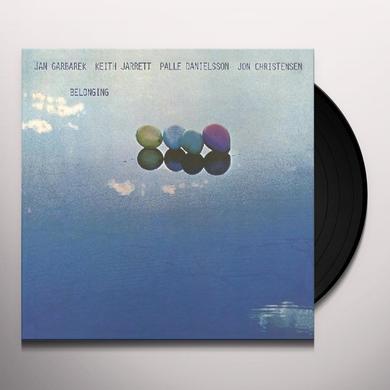 Keith Jarrett BELONGING Vinyl Record - 180 Gram Pressing