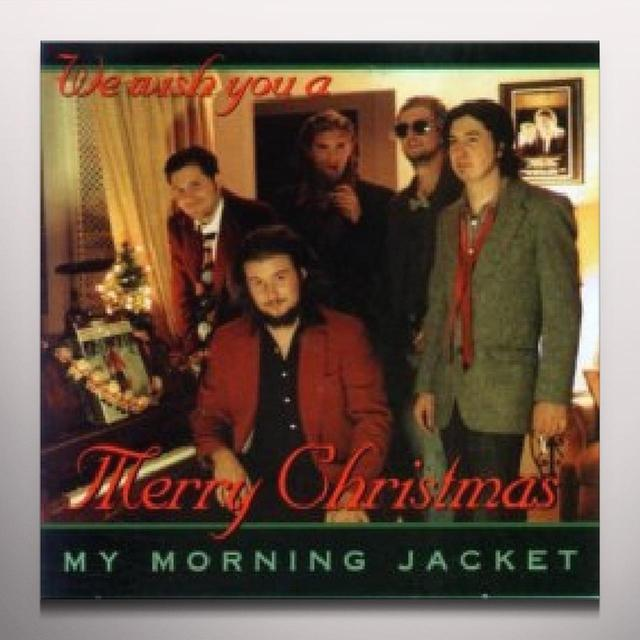 My Morning Jacket DOES XMAS FIASCO STYLE Vinyl Record - Green Vinyl, Limited Edition, Digital Download Included