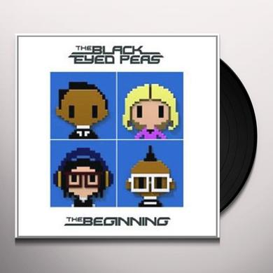 The Black Eyed Peas BEGINNING Vinyl Record - 180 Gram Pressing