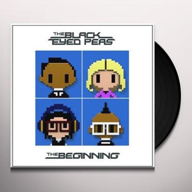 The Black Eyed Peas BEGINNING Vinyl Record