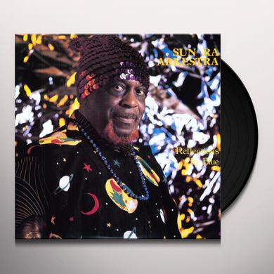 Sun Ra Arkestra REFLECTIONS IN BLUE: COMPLETE STUDIO SESSIONS Vinyl Record