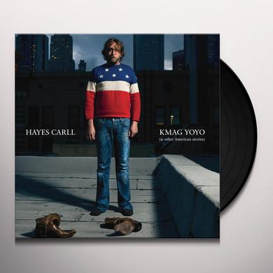 Hayes Carll KMAG YOYO (& OTHER AMERICAN STORIES) Vinyl Record