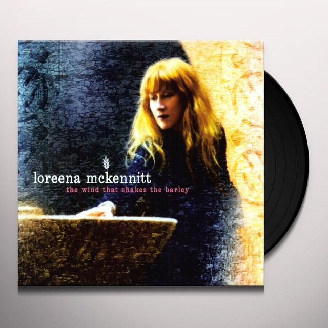Loreena Mckennitt WIND THAT SHAKES THE BARLEY (Vinyl)