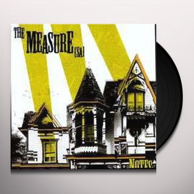 Measure (Sa) NOTES Vinyl Record