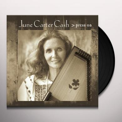 June Carter Cash PRESS ON Vinyl Record