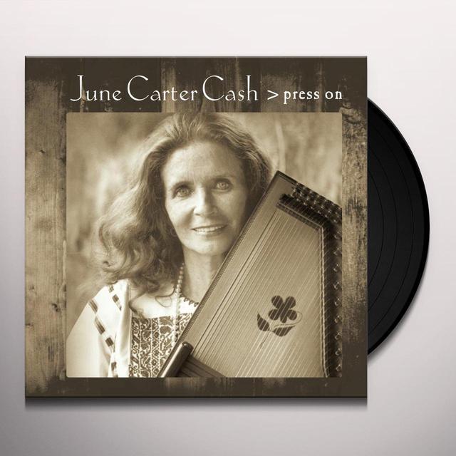 June Carter Cash PRESS ON Vinyl Record