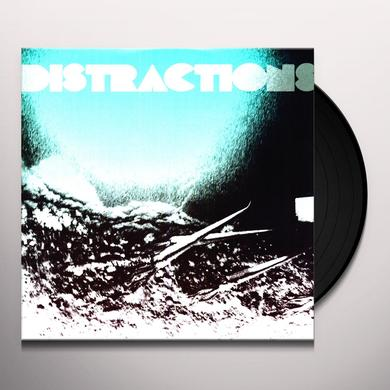 Distractions DARK GREEN SEA Vinyl Record