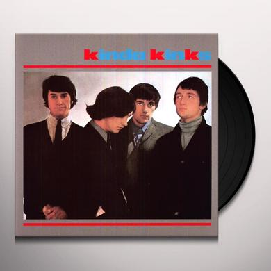 KINDA KINKS (OGV) (Vinyl)
