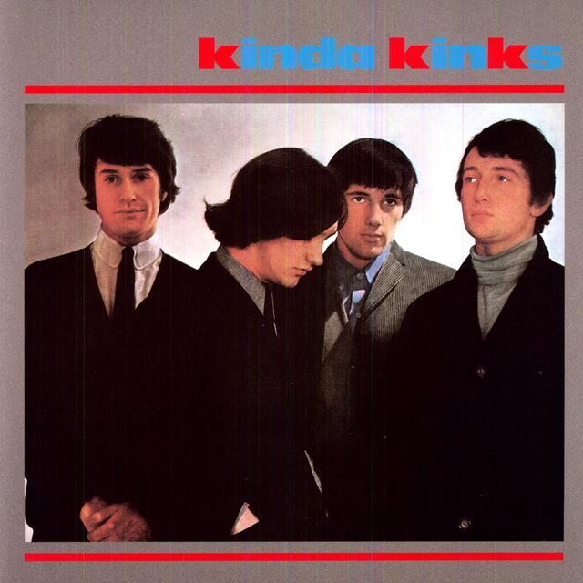 KINDA KINKS (OGV) (Vinyl)