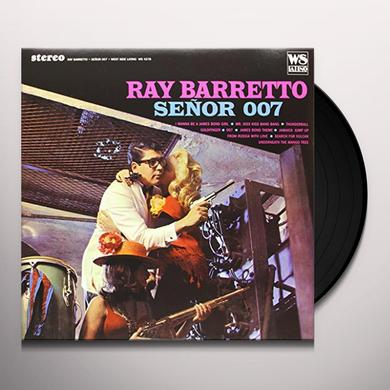 Ray Barretto SENOR 7 Vinyl Record