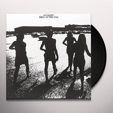 Mudhoney HEAD ON THE CURB Vinyl Record