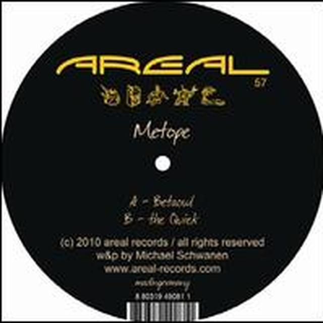 Metope BETAOWL (EP) Vinyl Record