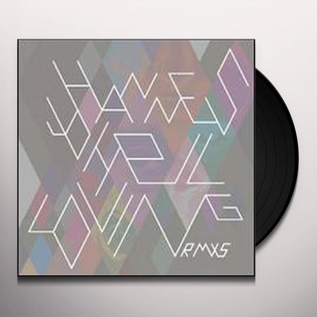Johannes Heil LOVING RMXS (EP) Vinyl Record