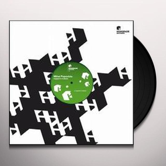 Mihai Popoviciu TRAPPED IN BRAKETS Vinyl Record