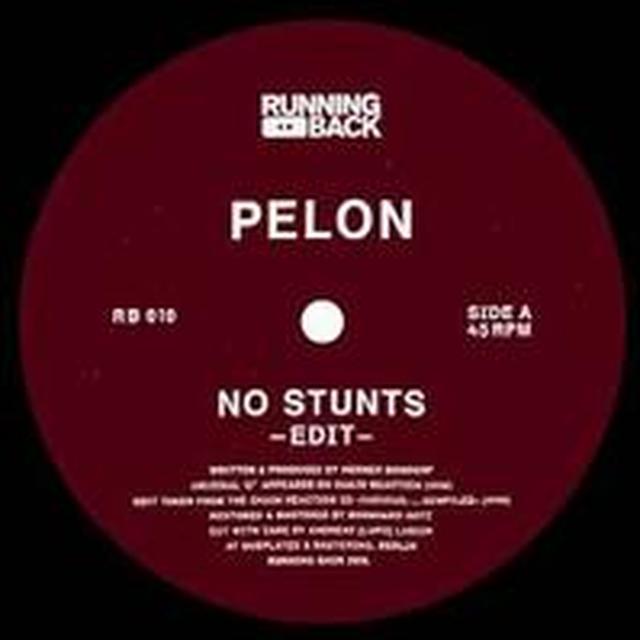 Pelon NO STUNTS (EP) Vinyl Record