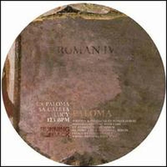 Roman Iv PALOMA Vinyl Record
